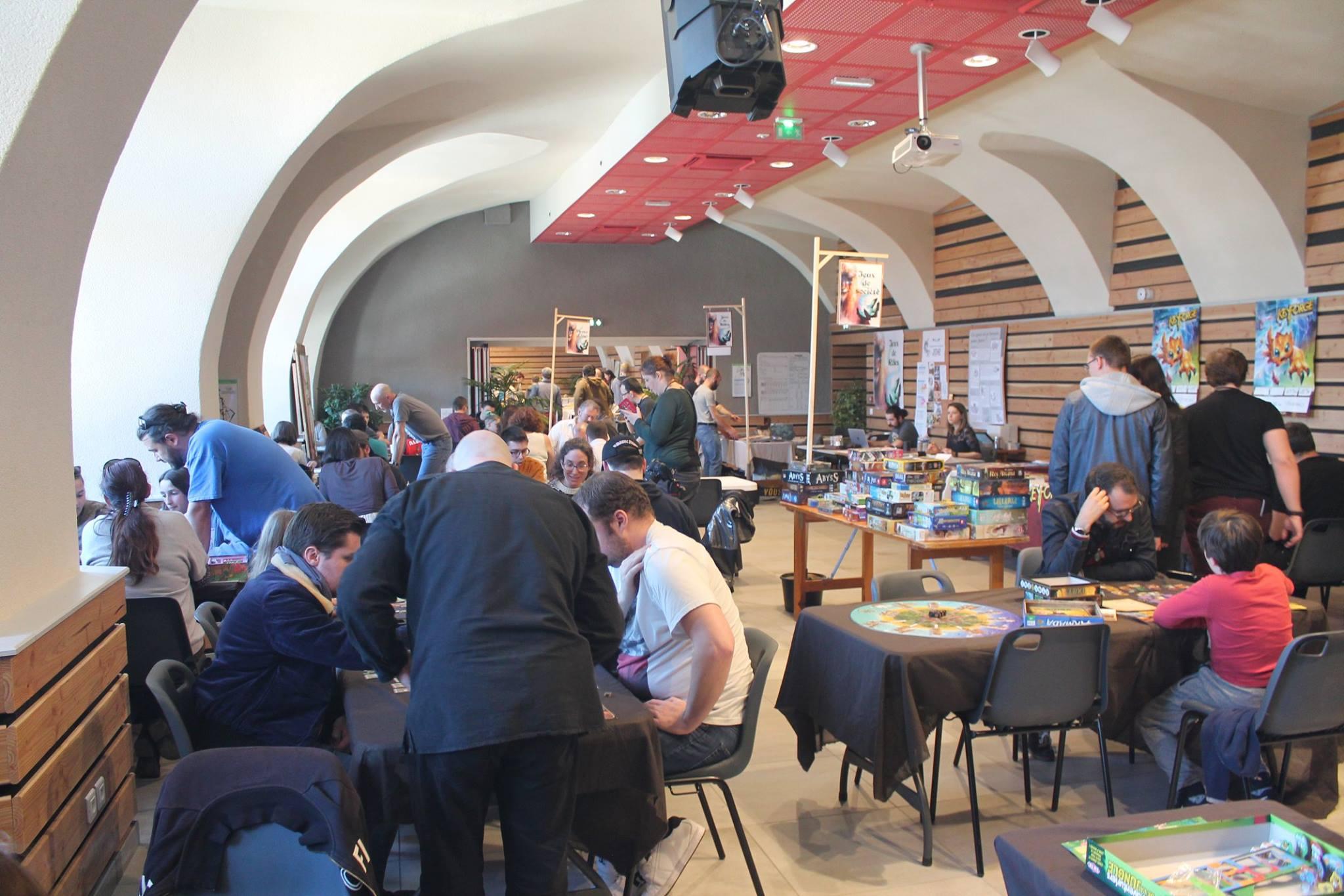 Le Temps des Chimères Salon du jeu et de l'imaginaire au Puy 2019
